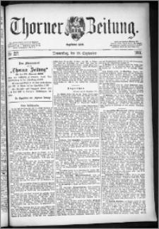 Thorner Zeitung 1887, Nr. 227