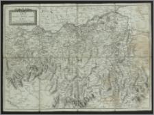Carte Des trois Cercles de Myslenicz, Bochnie, Sandec = Karte Der dreyen Kreysen von Myslenicz, Bochnica, Sandec