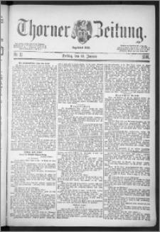 Thorner Zeitung 1888, Nr. 11