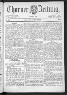 Thorner Zeitung 1888, Nr. 18