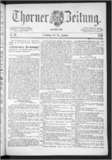 Thorner Zeitung 1888, Nr. 20