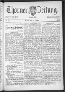 Thorner Zeitung 1888, Nr. 23