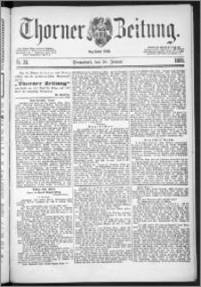 Thorner Zeitung 1888, Nr. 24