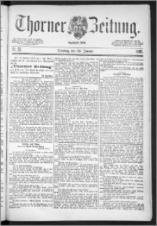 Thorner Zeitung 1888, Nr. 25