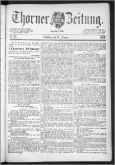 Thorner Zeitung 1888, Nr. 26