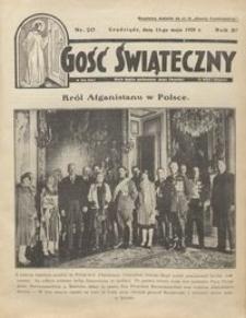 Gość Świąteczny 1928.05.13 R. XXXII nr 20