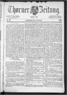 Thorner Zeitung 1888, Nr. 30