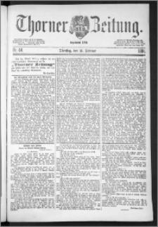 Thorner Zeitung 1888, Nr. 44