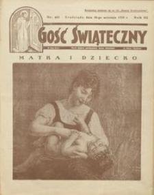 Gość Świąteczny 1928.09.30 R. XXXII nr 40