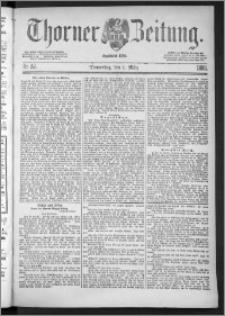 Thorner Zeitung 1888, Nr. 52