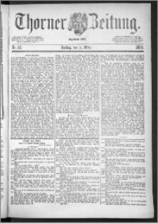 Thorner Zeitung 1888, Nr. 53