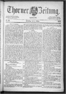 Thorner Zeitung 1888, Nr. 56