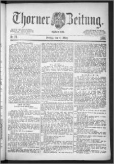 Thorner Zeitung 1888, Nr. 59