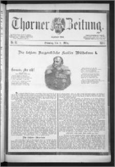 Thorner Zeitung 1888, Nr. 61 + Beilage