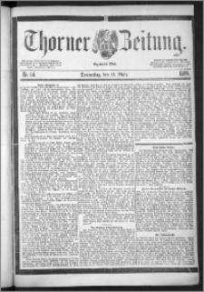 Thorner Zeitung 1888, Nr. 64