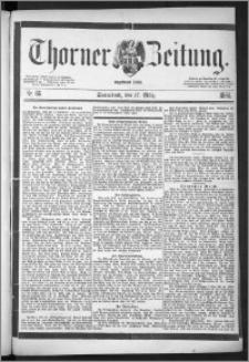 Thorner Zeitung 1888, Nr. 66