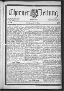 Thorner Zeitung 1888, Nr. 68