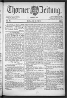 Thorner Zeitung 1888, Nr. 98