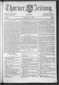 Thorner Zeitung 1888, Nr. 101