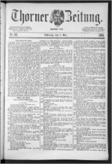 Thorner Zeitung 1888, Nr. 102