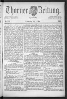 Thorner Zeitung 1888, Nr. 103