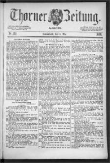 Thorner Zeitung 1888, Nr. 105