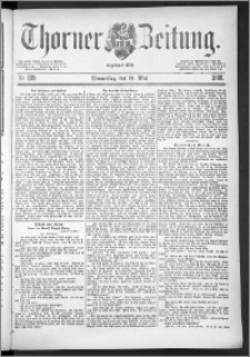 Thorner Zeitung 1888, Nr. 109