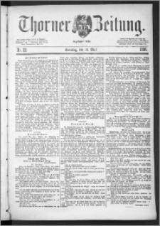 Thorner Zeitung 1888, Nr. 111