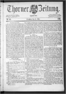 Thorner Zeitung 1888, Nr. 112