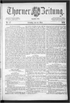 Thorner Zeitung 1888, Nr. 117