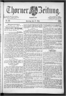 Thorner Zeitung 1888, Nr. 122