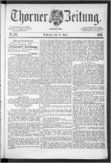 Thorner Zeitung 1888, Nr. 124