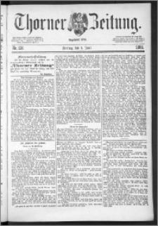 Thorner Zeitung 1888, Nr. 126