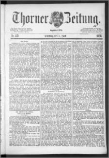 Thorner Zeitung 1888, Nr. 129