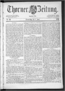 Thorner Zeitung 1888, Nr. 131