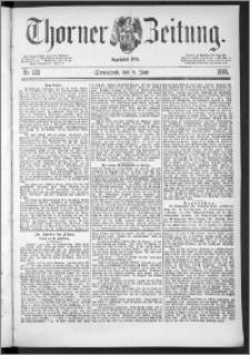Thorner Zeitung 1888, Nr. 133