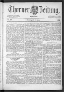 Thorner Zeitung 1888, Nr. 134 + Beilage