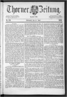 Thorner Zeitung 1888, Nr. 136