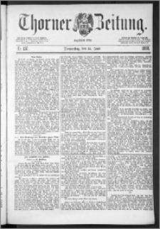 Thorner Zeitung 1888, Nr. 137