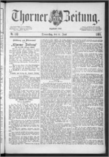 Thorner Zeitung 1888, Nr. 143