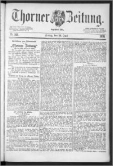Thorner Zeitung 1888, Nr. 144