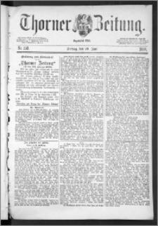 Thorner Zeitung 1888, Nr. 150