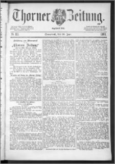 Thorner Zeitung 1888, Nr. 151