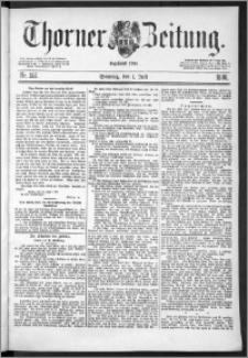 Thorner Zeitung 1888, Nr. 152 + Beilage