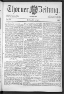 Thorner Zeitung 1888, Nr. 156
