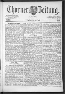 Thorner Zeitung 1888, Nr. 159