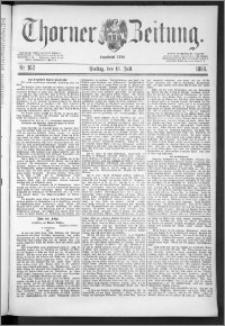 Thorner Zeitung 1888, Nr. 162