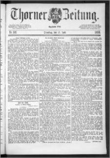 Thorner Zeitung 1888, Nr. 165