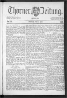 Thorner Zeitung 1888, Nr. 166