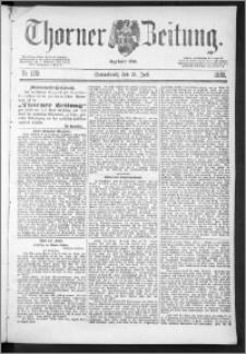 Thorner Zeitung 1888, Nr. 169